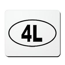4L Mousepad