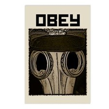 """Obey"" Postcards (Package of 8)"