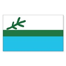 LABRADOR Rectangle Decal