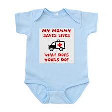 My mommy Infant Bodysuit