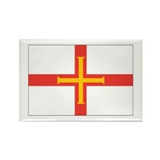 GUERNSEY Rectangle Magnet (10 pack)