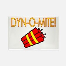 Dynomite Rectangle Magnet