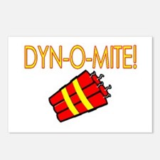 Dynomite Postcards (Package of 8)