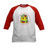 Boys 1st day preschool Baseball Jersey