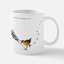 Clapper rail mad dash Mug