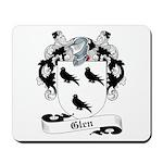 Glen Family Crest Mousepad