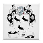 Glen Family Crest Tile Coaster