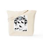 Glen Family Crest Tote Bag