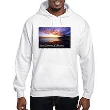 San Clemente pier 2 - Hoodie