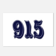 915 Postcards (Package of 8)
