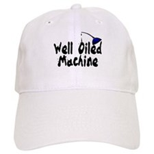 Oiled Machine Baseball Cap
