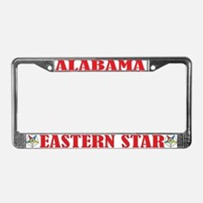 Alabama OES License Plate Frame