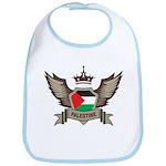 Palestine Emblem Bib