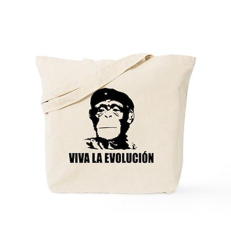 Viva La Evolucion Tote Bag