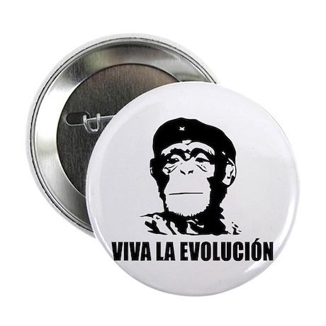 """Viva La Evolucion 2.25"""" Button (10 pack)"""