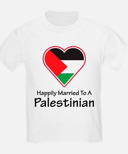 Happily Married Palestinian T-Shirt