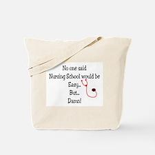 Student Nurse IV Tote Bag