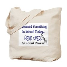 Student Nurse IV Tote Bag