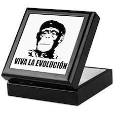 Viva La Evolucion Keepsake Box