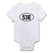 53E Infant Bodysuit