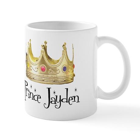Prince Jayden Mug