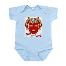 Grant Family Crest Infant Creeper