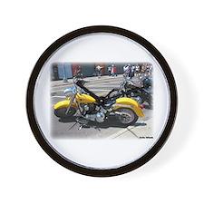 NYClics Custom Harley Wall Clock