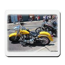 NYClics Custom Harley Mousepad