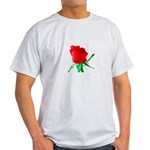One Red Rose Light T-Shirt