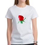 One Red Rose Women's T-Shirt
