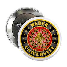 "Weber Family Name University 2.25"" Button"