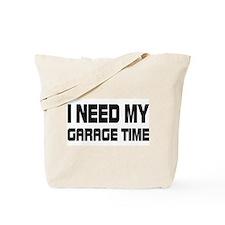 GARAGE TIME Tote Bag
