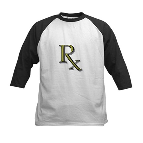 Pharmacy Rx Kids Baseball Jersey