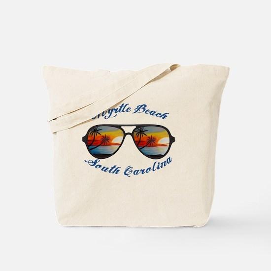 Cute Myrtle beach Tote Bag