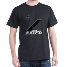 Xtreme Rated-Skiing T-Shirt