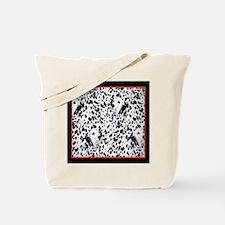 Dalmation Nation Tote Bag
