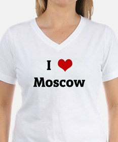I Love Moscow Shirt