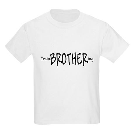 Word Puzzle (Big bro in training) Kids T-Shirt