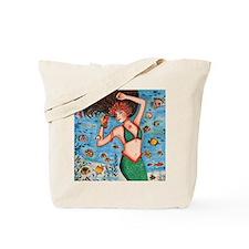 Sea Goddess Tote Bag