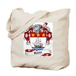 Gunn Family Crest Tote Bag