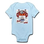 Gunn Family Crest Infant Creeper