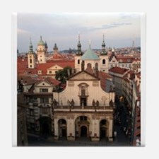 Prague, Czech Republic Tile Coaster