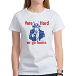 Pro Voting Women's T-Shirt