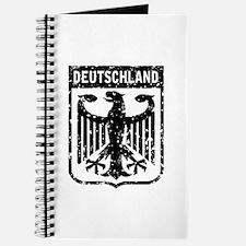 Deutschland Coat of Arms Journal