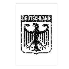 Deutschland Coat of Arms Postcards (Package of 8)
