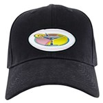 Martini Black Cap