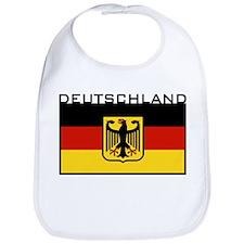Deutschland Flag Bib