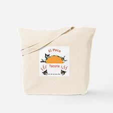 Funny Paco Tote Bag
