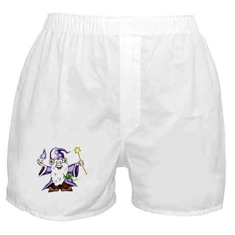 HAPPY WIZARD Boxer Shorts