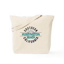 Huntington Beach California Tote Bag